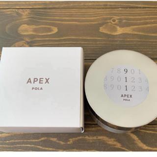 ポーラ(POLA)のPOLA APEX フィニッシングパウダー 保湿 アペックス(フェイスパウダー)
