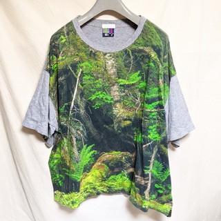 ファセッタズム(FACETASM)のFACETASMファセタズム オーバーサイズプリントTシャツ(Tシャツ/カットソー(半袖/袖なし))