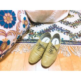 レペット(repetto)のrepetto レースアップシューズ(ローファー/革靴)