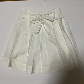 ティティアンドコー(titty&co)のスカート(ひざ丈スカート)