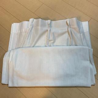 ニトリ - ミラーカーテン 2枚