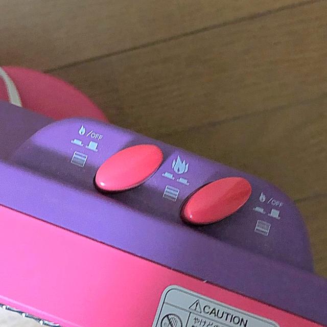 Francfranc(フランフラン)の美品❤︎フランフラン❤︎ハロゲンヒーター スマホ/家電/カメラの冷暖房/空調(電気ヒーター)の商品写真