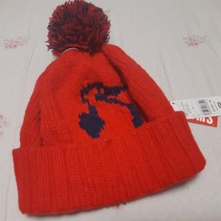 チャムス(CHUMS)のニット帽(ニット帽/ビーニー)