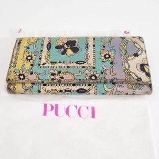 エミリオプッチ(EMILIO PUCCI)のEMILIO PUCCI 長財布(財布)