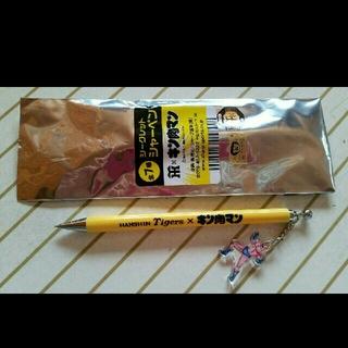 ハンシンタイガース(阪神タイガース)の阪神タイガース シークレットシャーペン キン肉マン メッセンジャー(応援グッズ)