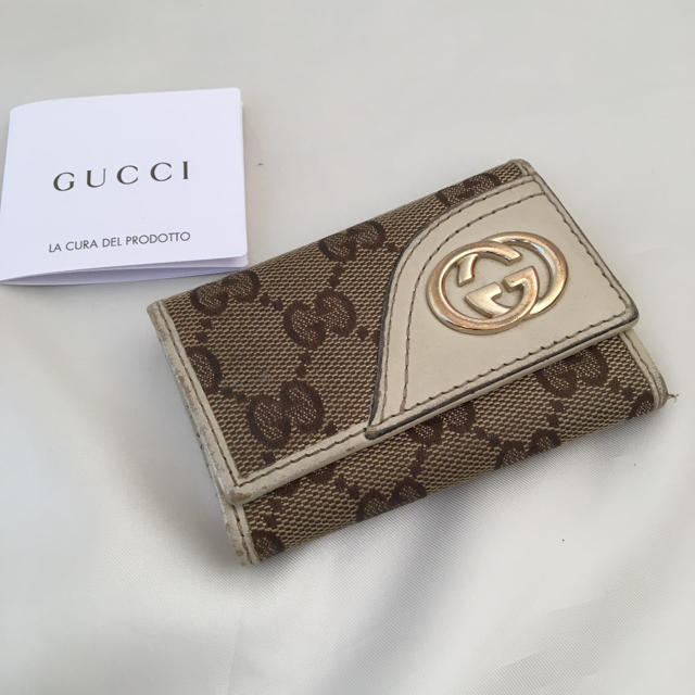 ヴァシュロンコンスタンタン / Gucci - グッチ キーケースの通販 by 涼ちゃん's shop