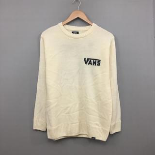 ヴァンズ(VANS)の【美品 良品】バンズ VANS セーター ニット スケートボード(ニット/セーター)
