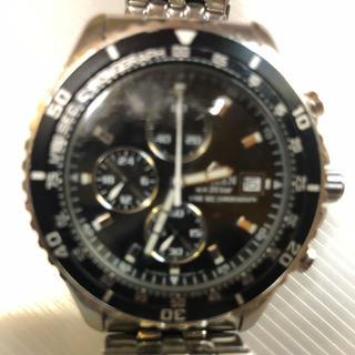 シチズン(CITIZEN)のシチズンプロマスター稼働品 ガラスに目立つキズあり(腕時計(アナログ))