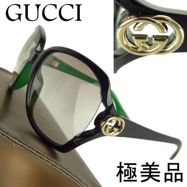 p-01f アクセサリー / Gucci - グッチ 極美品 #59□16 115 GG インターロッキング サングラスの通販 by 年末年始セール開催中 mammut's shop