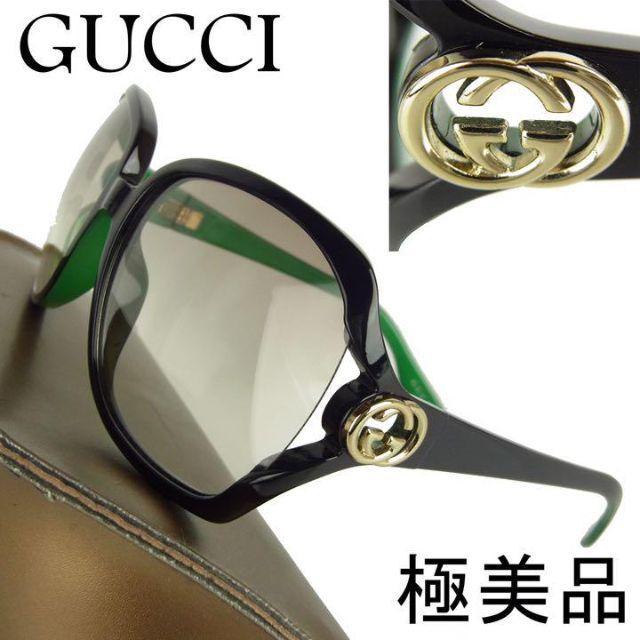 mac アクセサリー | Gucci - グッチ 極美品 #59□16 115 GG インターロッキング サングラスの通販 by 年末年始セール開催中 mammut's shop