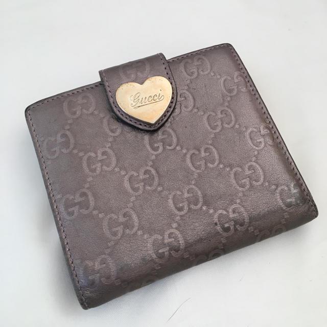chanel スーパーコピー 長財布 vip 、 Gucci - グッチ 折り財布の通販 by 涼ちゃん's shop