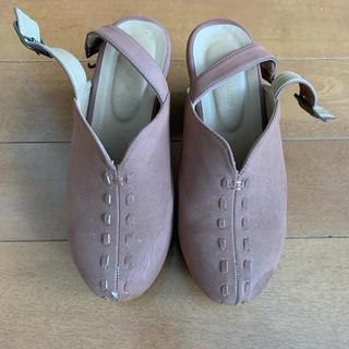SM2 - 厚底靴