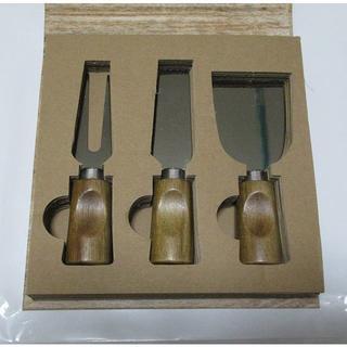 シボレー(Chevrolet)の◆レア◆ シボレー CHEVROLET チーズカッター&フォークセット(調理道具/製菓道具)