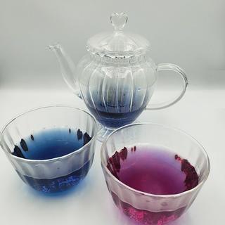 100%天然★バタフライピーティー(蝶豆)★便利なティーバッグ15個入り(茶)
