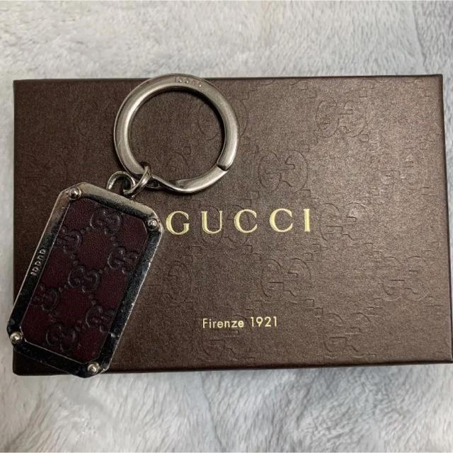 chanel 財布 スーパーコピー 代引き waon - Gucci - GUCCI キーホルダー 正規品の通販 by erisans2 shop