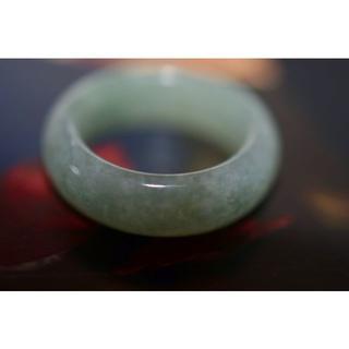 178-12 14.5号〜15.0号 天然 A貨 翡翠リング 硬玉ジェダイト(リング(指輪))