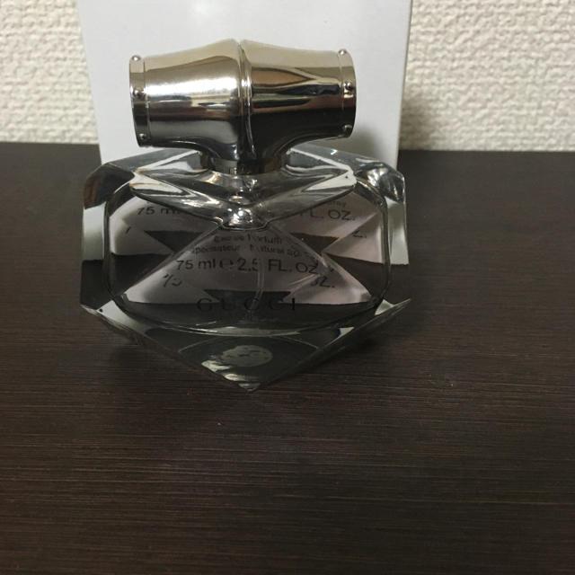Gucci - グッチ バンブー EDP オーデパルファム SP 75ml TESTER の通販 by 77's shop
