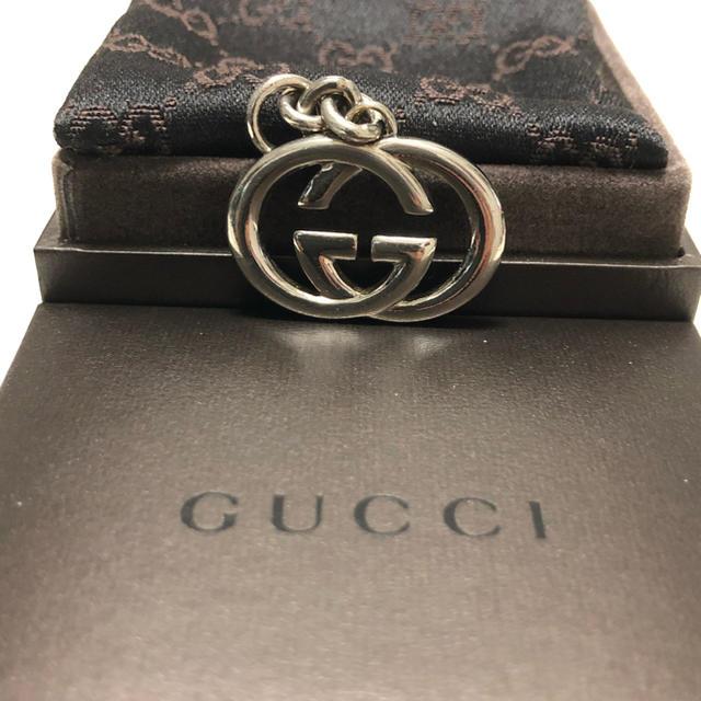 Gucci - グッチ(GUCCI)  インターロッキングGネックレストップの通販 by sp's shop