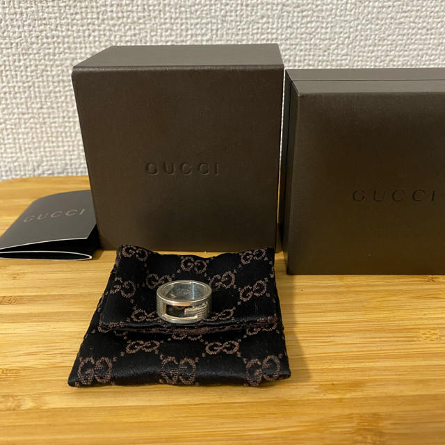 Gucci - グッチ リング GUCCI アクセサリー 指輪 メンズ レディースの通販 by Ju