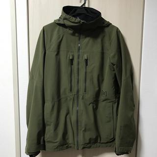バートン(BURTON)のBURTON ak 2L swash jacket スノーボードウェア カーキ(ウエア/装備)