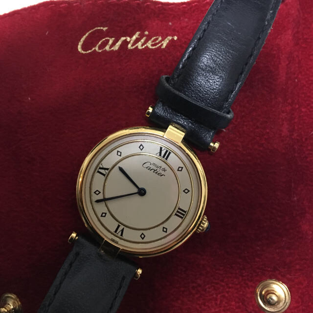 Cartier - 【可動品】カルティエ  時計【最終値下げ】の通販 by t.t's shop