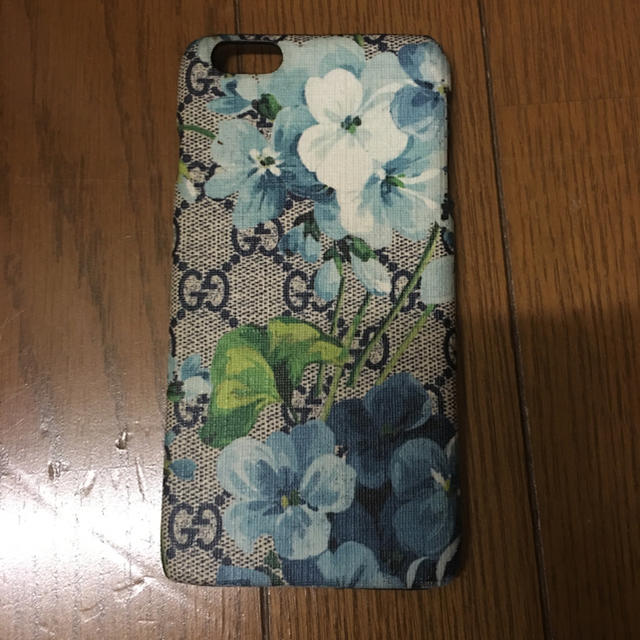 Gucci - GUCCI iPhone6splusケースの通販 by ひつじあしか's shop