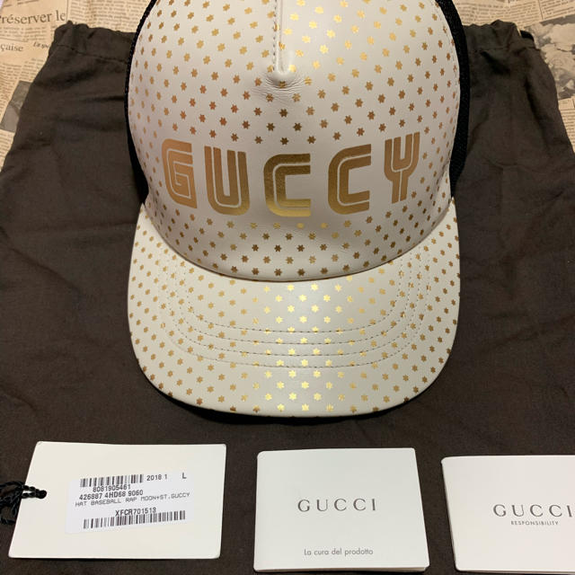 Gucci - GUCCI メッシュキャップ�通販 by mai's shop