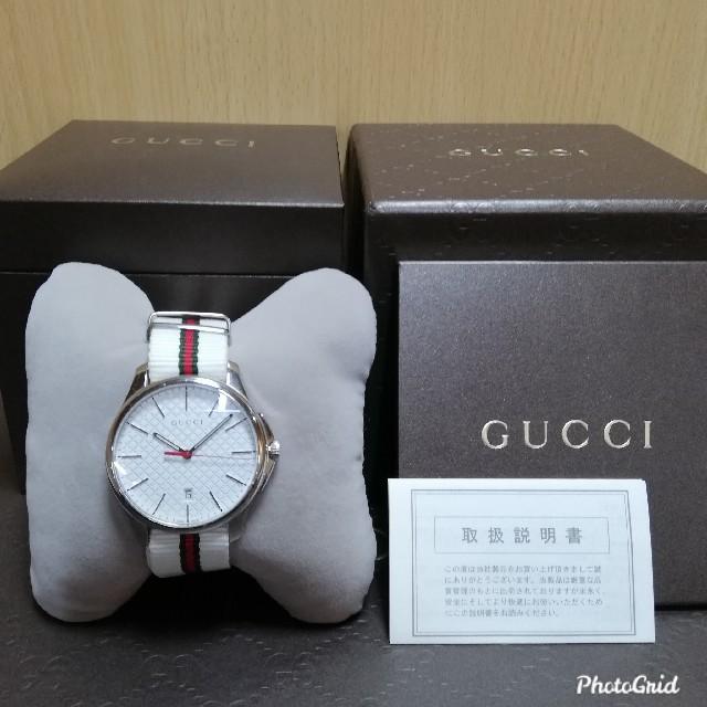 Gucci - GUCCI  グッチ クォーツ 正規品!の通販 by cho's shop