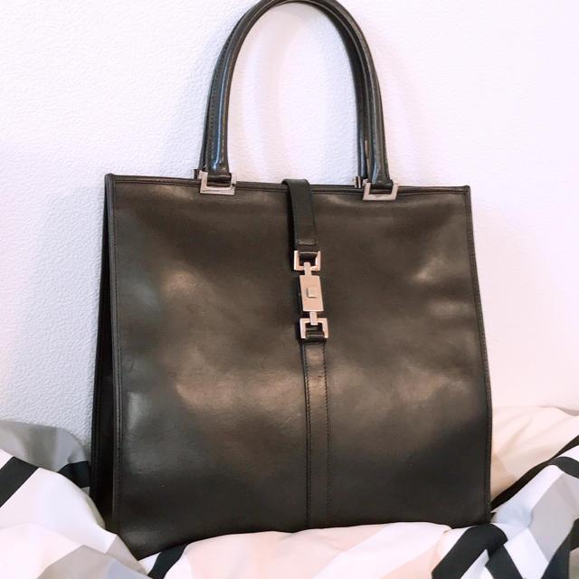 Gucci - 【美品】GUCCI(グッチ)ハンドバッグの通販 by ジョーカー's shop
