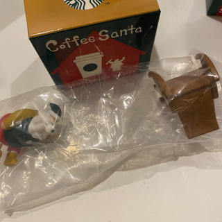 スターバックスコーヒー(Starbucks Coffee)のStarbucks Coffee Santa2019(ノベルティグッズ)