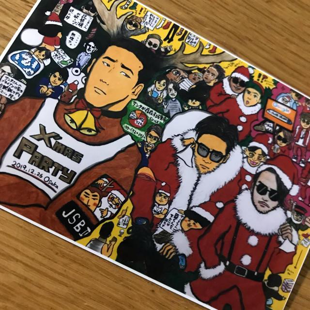 三代目クリスマスイラストの通販 By 猫あゆちゃん S Shop ラクマ