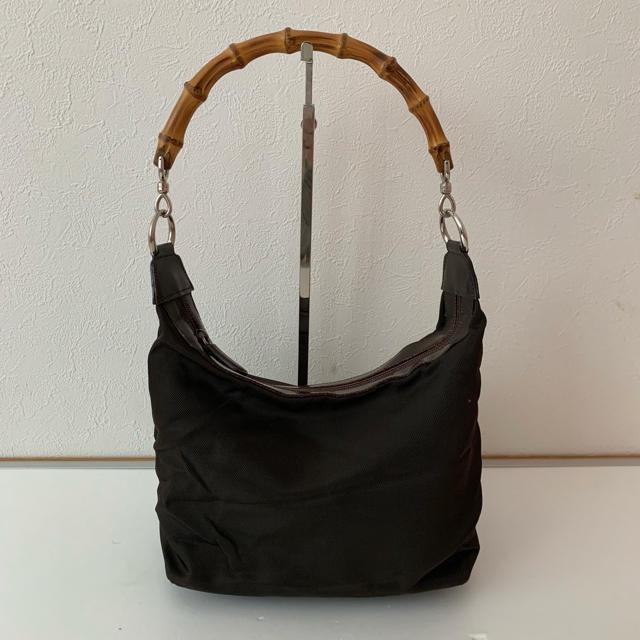 uzu アクセサリー / Gucci - ❤セール❤GUCCI グッチ バンブー ハンドバッグ バンブーラインの通販 by tomo's shop