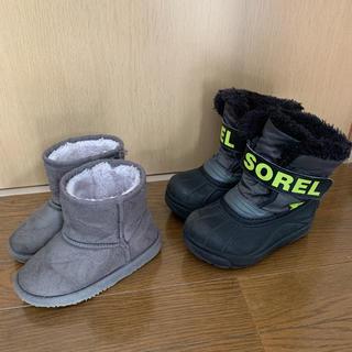 ソレル(SOREL)のSOREL スノーブーツ 冬靴 防寒 ムートンブーツ (ブーツ)