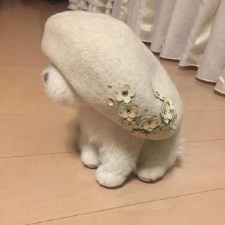 フルラ(Furla)のうらら様 専用新品 ♡未使用 ベレー帽 フルラ(ハンチング/ベレー帽)