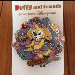 ダッフィー(ダッフィー)の香港ディズニー クッキー ダッフィ ピンバッチ(バッジ/ピンバッジ)