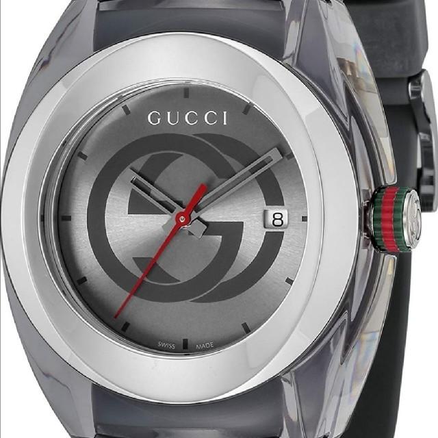 Gucci - GUCCI グッチ 腕時計 YA137109 137101の通販 by ぴろし's shop