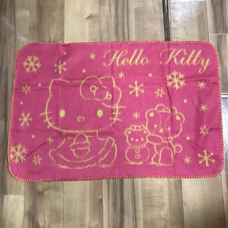 ハローキティ(ハローキティ)の【Hello Kitty】ブランケット(おくるみ/ブランケット)