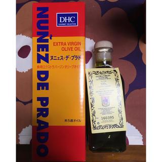 ディーエイチシー(DHC)のヌニェス デ プラド エクストラバージンオリーブオイル(調味料)