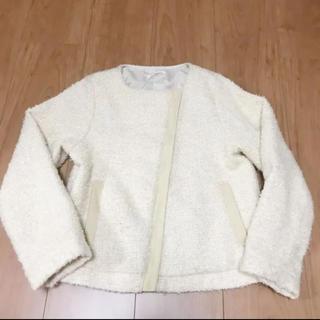 GU - ツイードジャケット