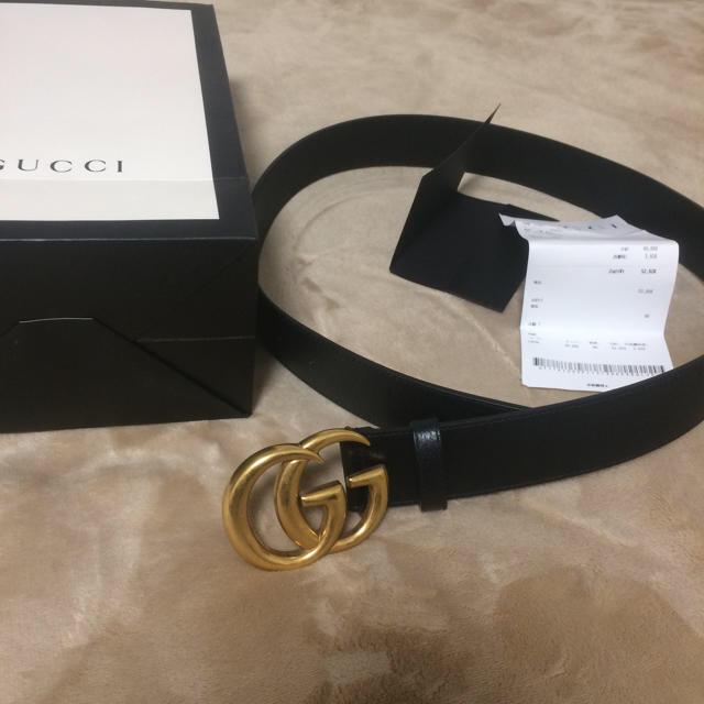 Gucci - 確実正規品 GUCCI ggベルトの通販 by RE
