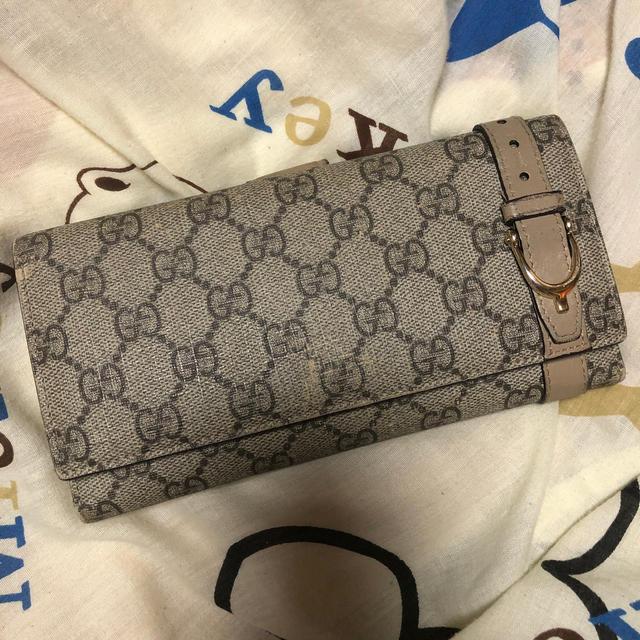 アクセサリー 嫌い | Gucci - GUCCI 長財布の通販 by Misa@shop