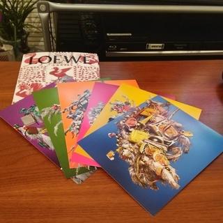 ロエベ(LOEWE)のLOEWE ギフトシーズンコレクション&メッセージカード&シールセット(その他)