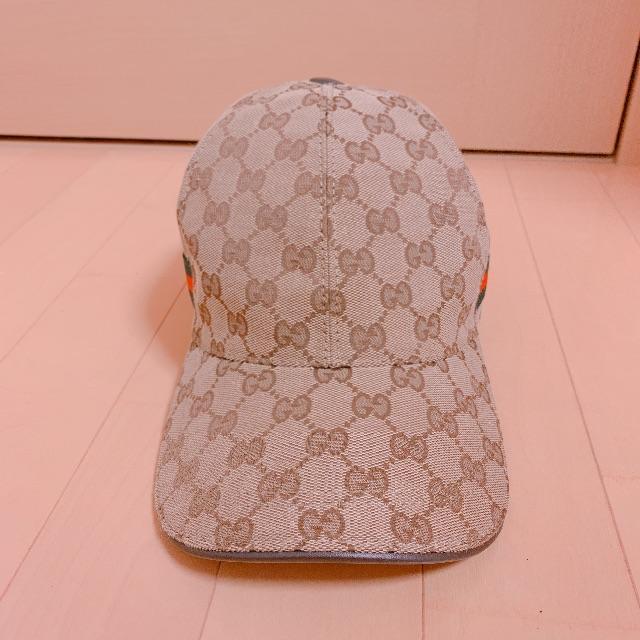 a d aアクセサリー 、 Gucci - ☆GUCCI☆ベースボールキャップ☆の通販 by まてゃん's shop