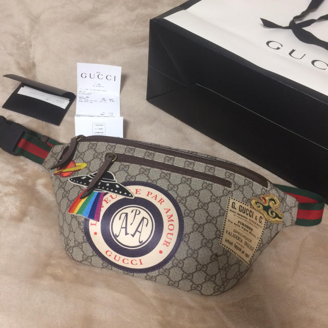 Gucci - GUCCI ショルダーバッグの通販 by RE