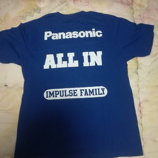 パナソニック(Panasonic)のPanasonicインパルス Tシャツ(Tシャツ/カットソー(半袖/袖なし))