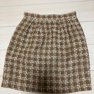 クチュールブローチ(Couture Brooch)のクチュールブローチ 膝丈スカート(ひざ丈スカート)