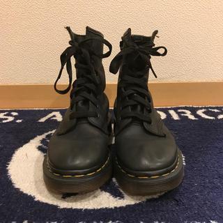 ドクターマーチン(Dr.Martens)のキッズ ブーツ(ブーツ)