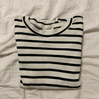 mixxmix - striped T