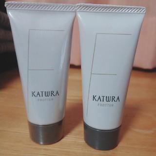 カツウラケショウヒン(KATWRA(カツウラ化粧品))のカツウラフローテ(洗顔料)(洗顔料)