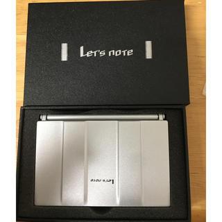 パナソニック(Panasonic)のレッツノート オリジナル名刺ケース(名刺入れ/定期入れ)